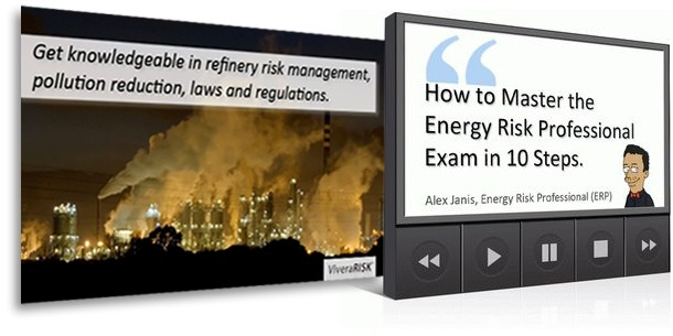 Energy Risk Professional Study Material and Tips
